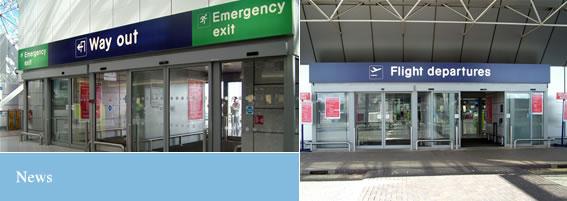 Automatic Doors Sliding Door System Swinging Door System